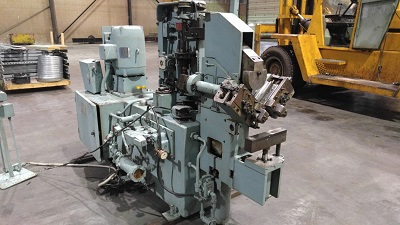 1-1/2 x .072 PINES MODEL #5T VERTICAL TUBE BENDER