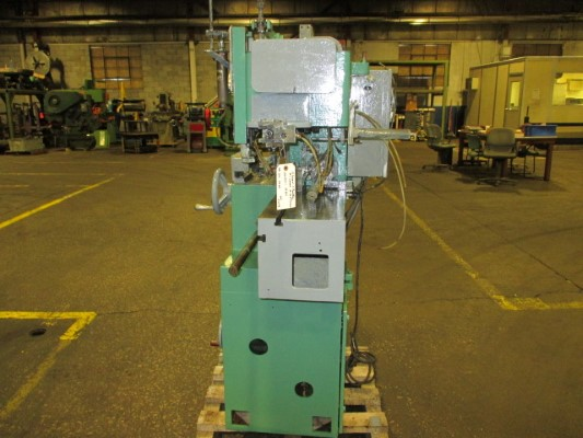 SLEEPER & HARTLEY MODEL #1 SERIES #731 WIRE SPRING COILING MACHINE