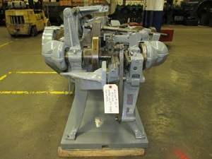 nilson model s2 f four slide wire forming machine national machinery exchange