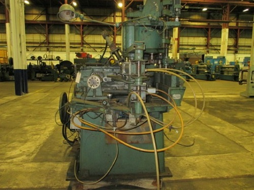 WAFIOS MODEL #SFM-60 TORSION SPRING COILER