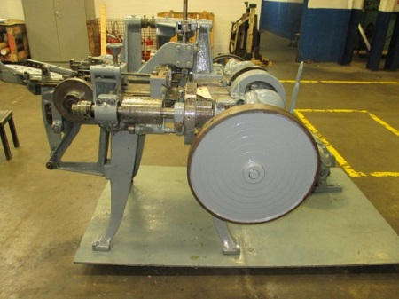 NILSON MODEL #S-2 WIRE FORMING FOUR-SLIDE MACHINE