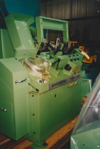 WARDSBORO MODEL #WB-250 THREAD ROLLER