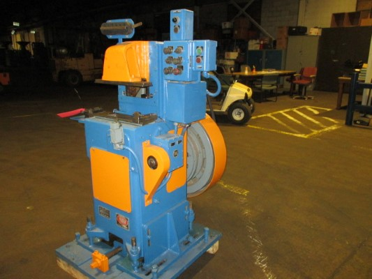 25 TON YODER MODEL #P25 CUTOFF MACHINE