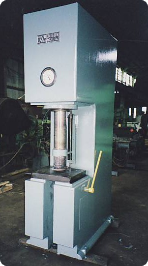 25 TON DENISON MODEL #AC MULTIPRESS
