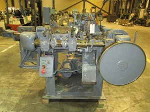 NILSON MODEL #S2-F WIRE FORMING FOUR-SLIDE MACHINE