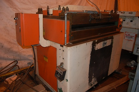 48 COOPER FEEDER AND STRAIGHTENER