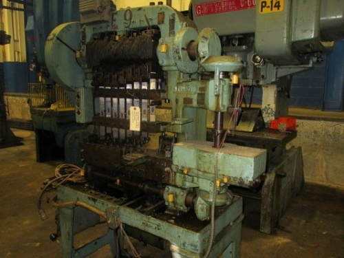 WATERBURY-FARREL MODEL #58 TRANSFER PRESS
