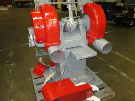 WAFIOS MODEL #MSD DOUBLE END GRINDER