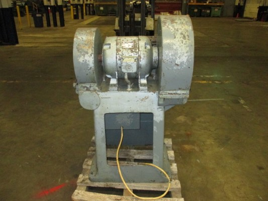 WAFIOS MODEL #MSE.500 DOUBLE END GRINDER