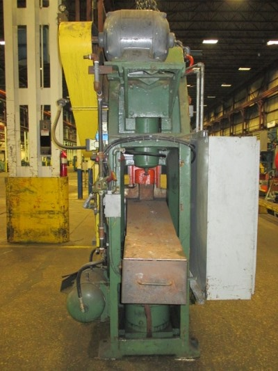60 TON MINSTER MODEL #70-4 GAP FRAME SINGLE CRANK PRESS