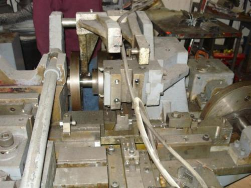 TORIN MODEL #T-3-S 4-SLIDE WIRE FORMING MACHINE