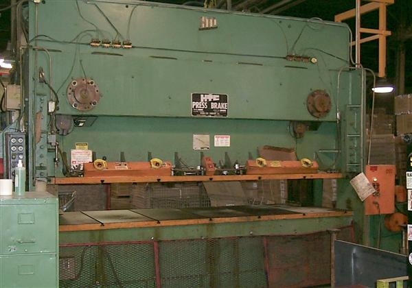 150 TON HTC MODEL 152MS PRESS