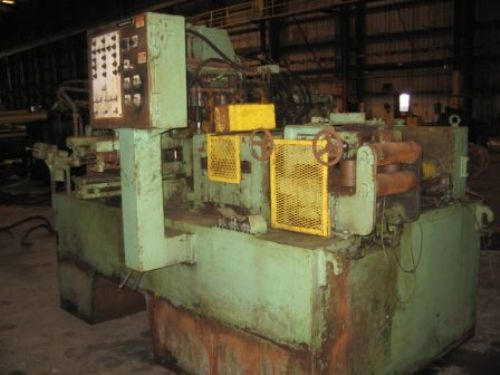 BUTT SHEAR / SEAM WELDER MODEL LSW-2500