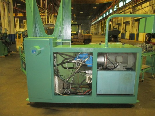 SUTER ALPHA 1, HVAC EQUIPMENT SPIRAL TUBE FORMER