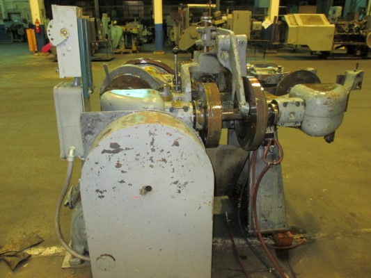 US BAIRD MODEL #3 FOUR SLIDE WIRE FORMING MACHINE
