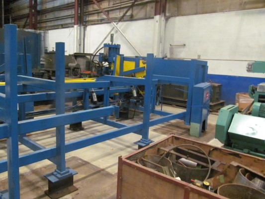 ADVANCE HYDRAULIC BAR SHEAR