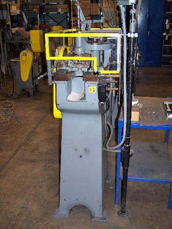 SLEEPER & HARTLEY #0 TORSION SPRING MACHINE, SERIES 607