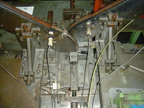 OCAP #303R, BLIND RIVET ASSEMBLY MACHINE, DIA. 2.mm-7.8mm MAX