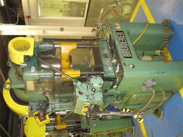 BRUDERER M# BSTA-30 HIGH SPEED PRESS