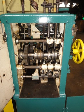 TORRINGTON MODEL #W-10, SPRING COILER