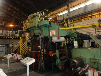 RWF 4 HI, REVERSIBLE COLD ROLLING MILL
