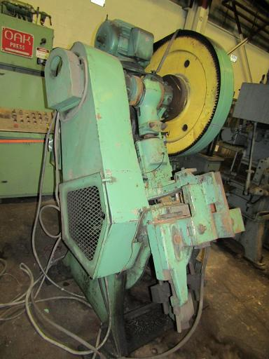 49 Ton FEDERAL #5 TRIM PRESS