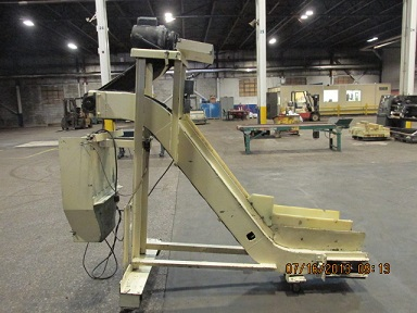 F.A. WALSH & SONS CHAIN CONVEYOR