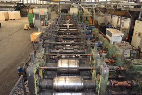 16 OME TUBE MILL