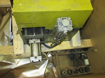 SOCO EF-PV-52 TUBE AND BAR END FINISHING MACHINE