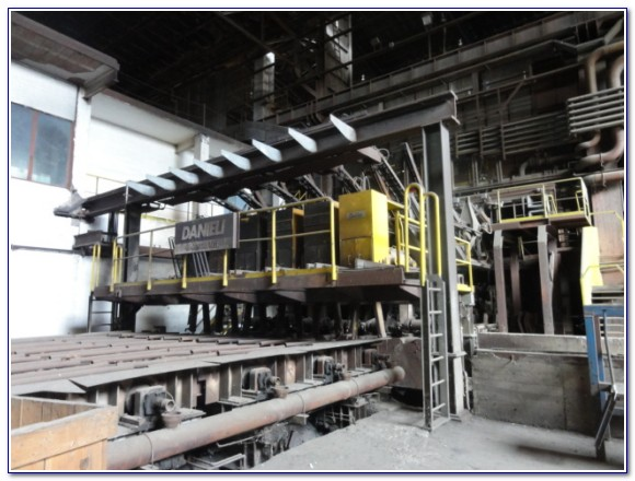DANIELI STEEL MILL FOR BAR AND REBAR