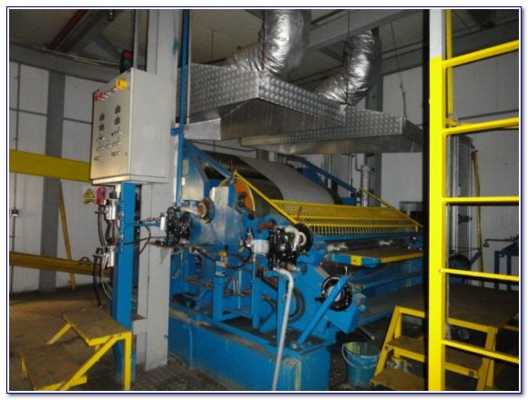 DANIELI WEAN UNITED HOT DIP GALVANIZING AND COIL COATING LINE