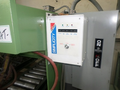 MULTIWELDER Mdl# W4 WITH LORS CONTROLS