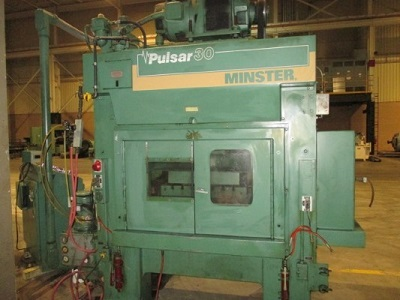 30 TON MINSTER PULSAR STAMPING PRESS
