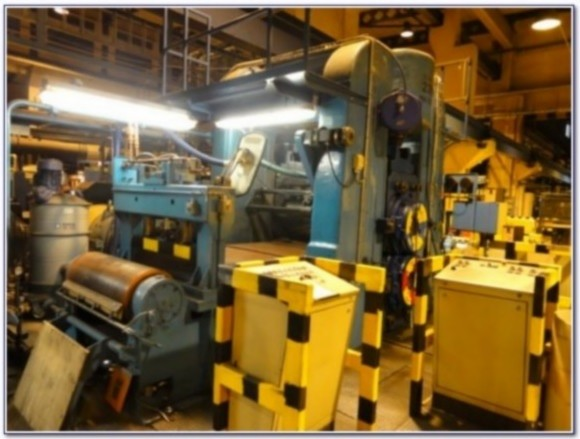 RWF SKIN PASS MILL