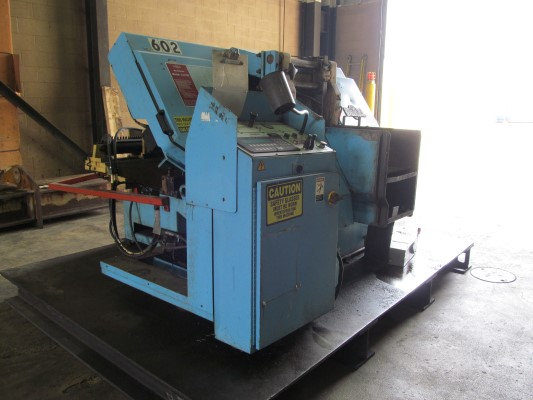 DOALL Mdl# C-4100NC HIGH PRODUCTION BAND SAW