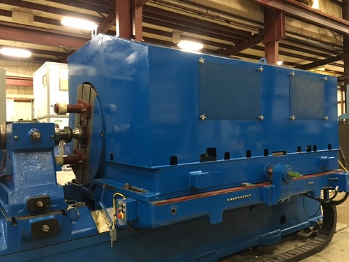 12 /60 x 240 ABBOTT MACHINE ROLL GRINDER