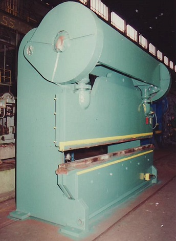 (CHICAGO) DREIS & KRUMP MODEL #610-D ALL STEEL PRESS BRAKE