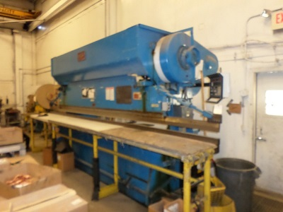 150 Ton, CHICAGO 1012L PRESS BRAKE