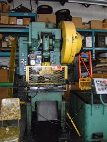 BLISS Mdl# C35 OBI SINGLE CRANK FLYWHEEL PRESS