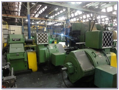 37 WATERBURY FARREL 2 HI SKIN PASS MILL