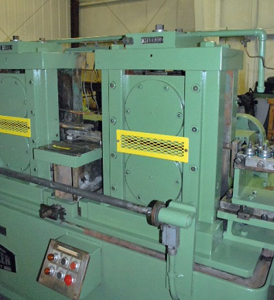 11 x 4 1/2 , TISHKEN, No. STR-FLS-2, WIRE FLATTEN, STR & CUT-OFF LINE