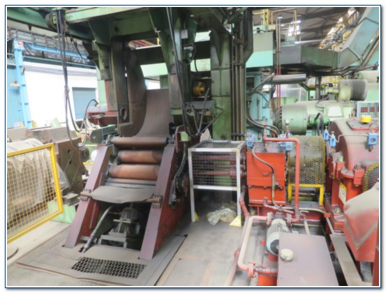 29 (760mm) 2 STAND 4-HI UNITED TANDEM ROLLING MILL