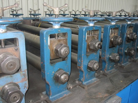 24 STAND x 4 ARBOR x 60 ASC ROLLFORMING LINE