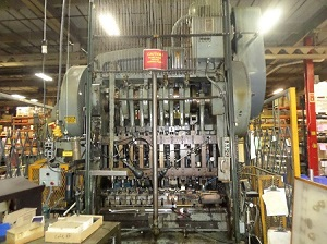 WATERBURY FARREL #200-11 TRANSFER PRESS