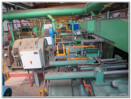 WATERBURY FARREL 12HI SENDZIMIR ZR19-25 COLD ROLLING MILL