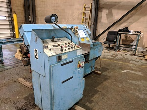 DOALL C-305A VERTICAL BAND SAW