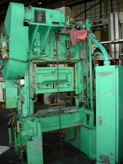 MINSTER P2-30-30 HIGH SPEED PRODUCTION PRESS