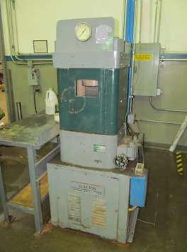 CLIFTON 500 TON HYDRAULIC HOBBING PRESS