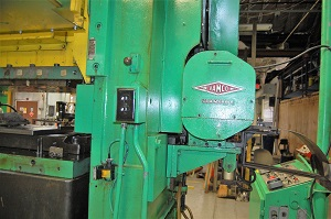 75 Ton MINSTER # PM3-75-42 HIGH SPEED PRESS