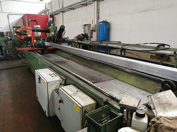 127mm Olimpia 70/120 Stainless Steel Laser Tube Mill